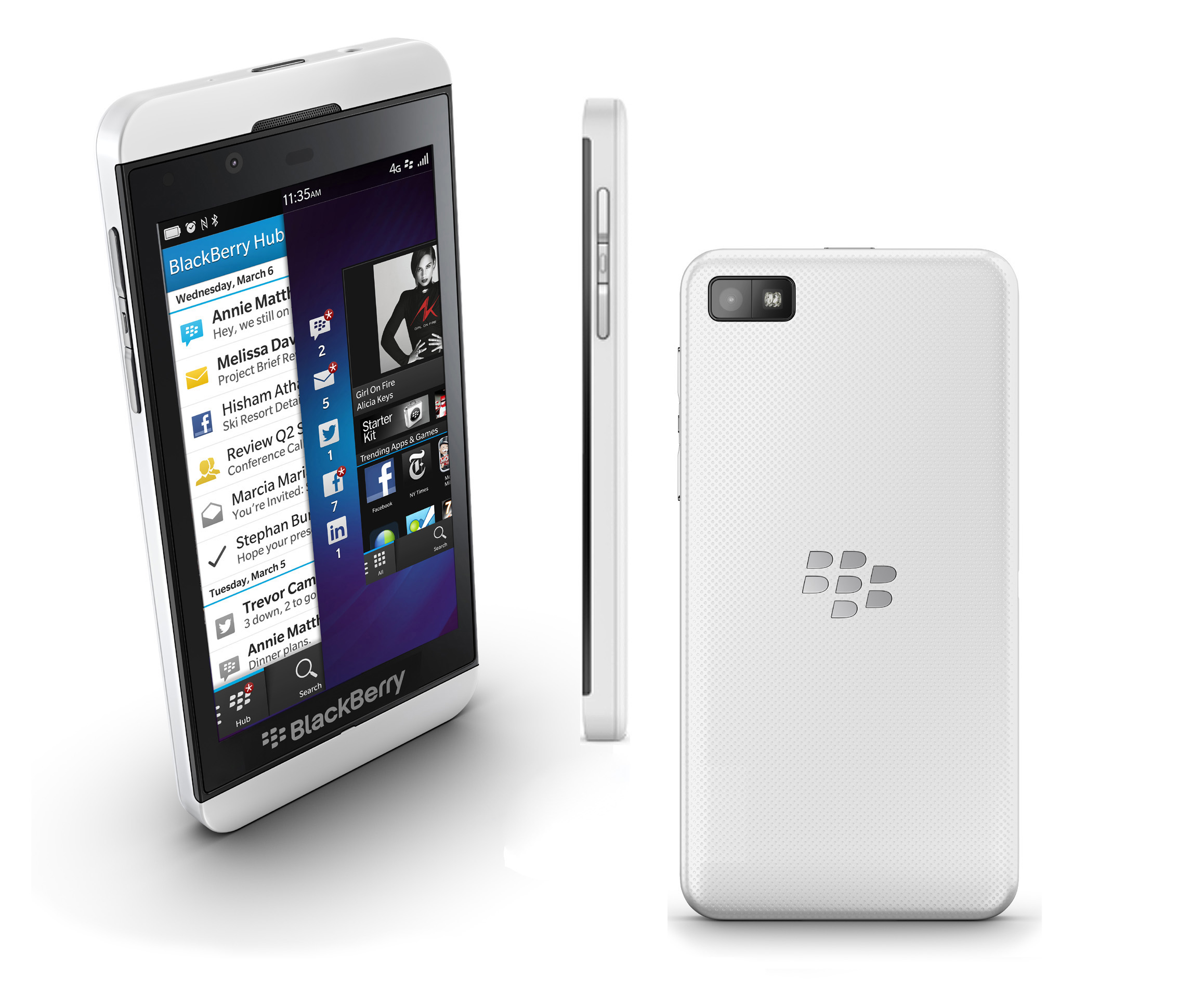 Whiteblackberryz10 Review: Blackberry Z10 Wired How To Delete Photos On  Facebook
