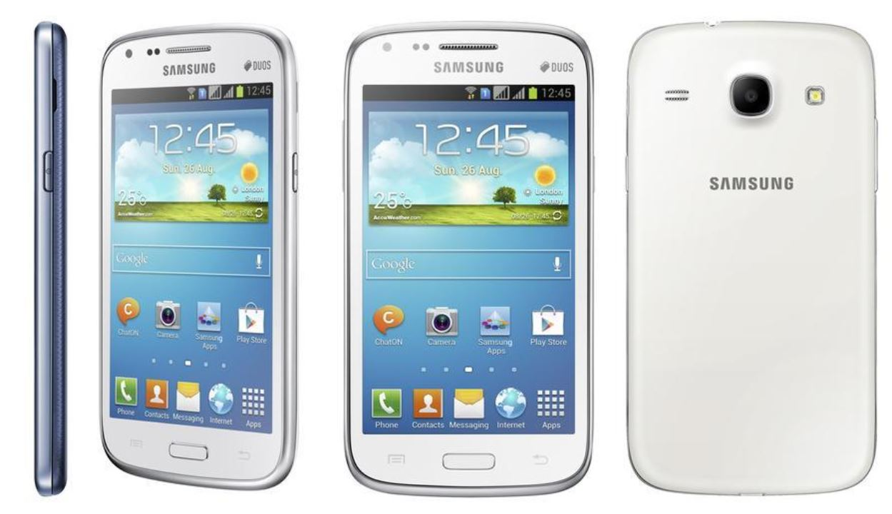 Another Addition to the Galaxy Family… Another Galaxy in this Big Galaxy.  The Galaxy Core I8262 ...