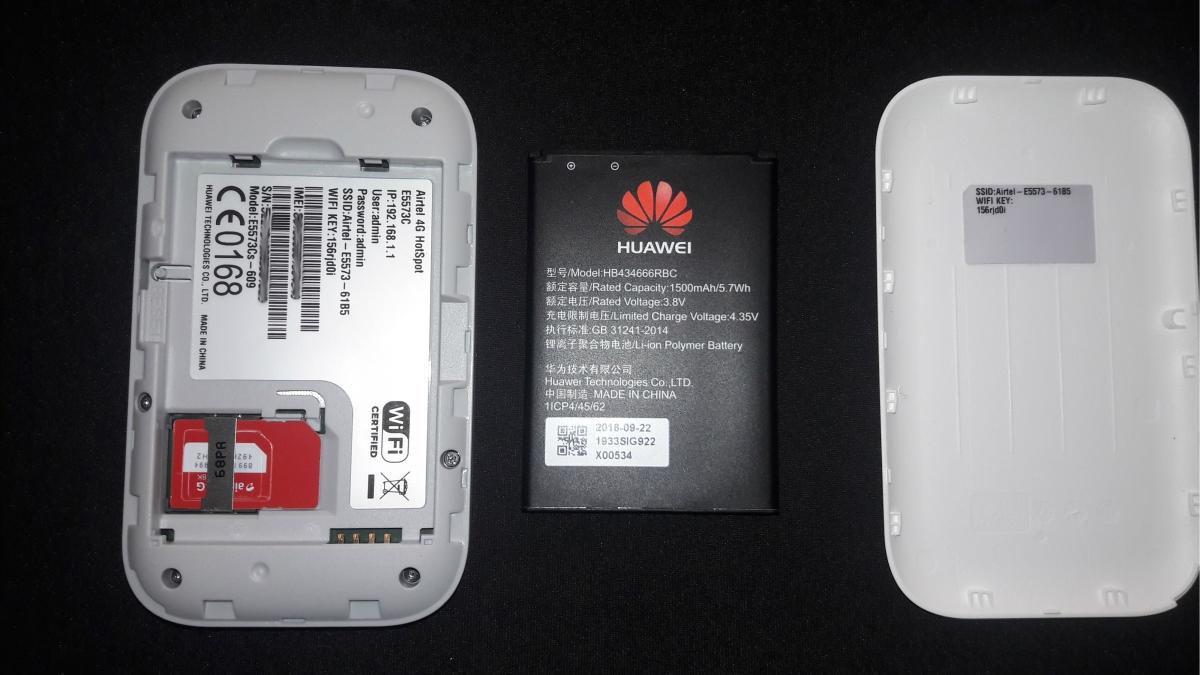 Unlock Airtel 4g Hotspot E5573cs 609 Gadget Guru Huawei Modem B310