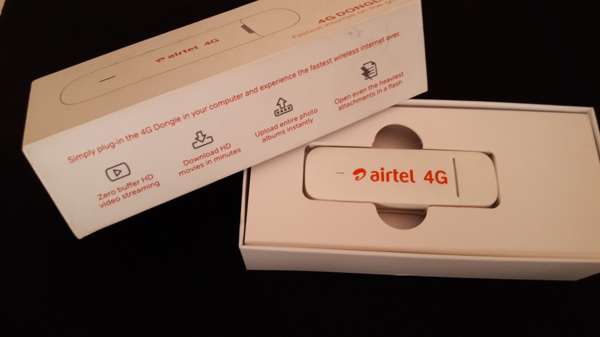 Airtel 4g Dongle E3372h 607 Gadget Guru