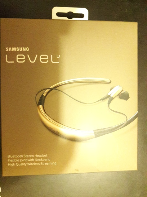 Samsung Level U Bluetooth Sterio Headset Gadget Guru